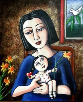 The Child Inside - Bev Aisbett http://fineartamerica.com